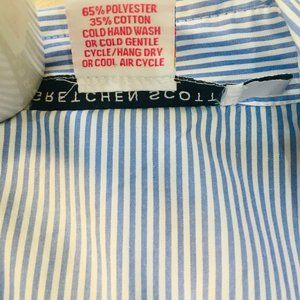 Gretchen Scott Tops - Gretchen Scott Designs Priss Blouse Size S